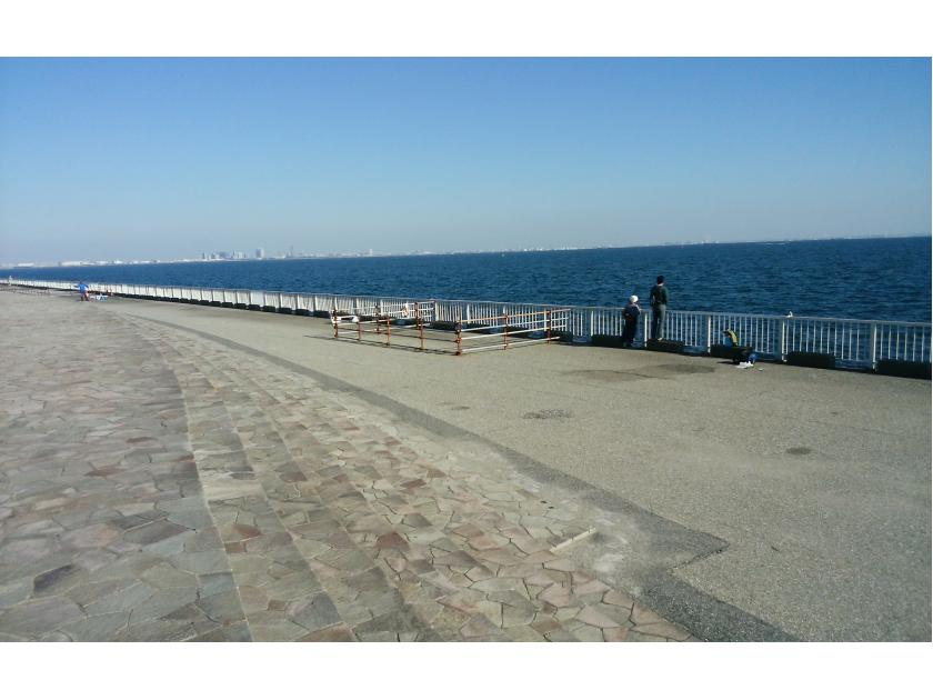 公園 釣り 海浜 高洲